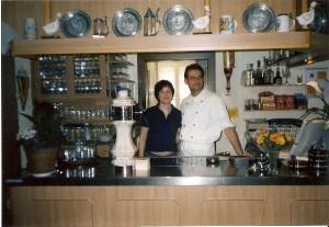 Wolfgang und Monika Fillweber im Jahre 2004 - 4. Generation