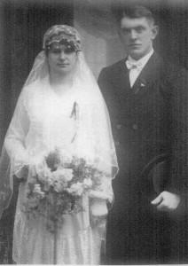 Hans und Margarte Fillweber 2. Generation
